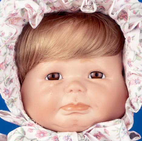 Pouting Baby Dolls Baby Cloth Doll Free Pattern